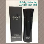 CODE ARMANI By Giorgio Armani For Men - 2.5 EDT SPRAY